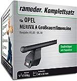 Rameder Komplettsatz, Dachträger Tema für OPEL MERIVA A Großraumlimousine (118852-04926-2)