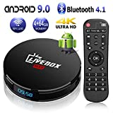 Best Box Tv - Livebox Android 9.0 TV Box L1 Max / Review