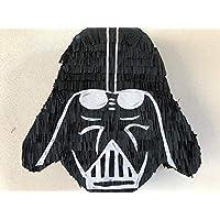 Pignatta Star Wars Darth Vader (piñata, pentolaccia), gioco della pignatta per feste di compleanno divertente per bambini, forniture e addobi personalizzabili