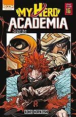 My Hero Academia T16 (16) de Kohei Horikoshi
