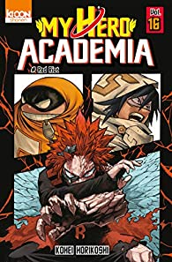 My Hero Academia, tome 16 par Kôhei Horikoshi