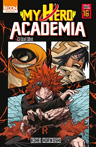 My Hero Academia Edition simple Tome 16