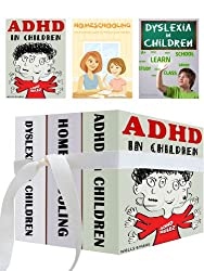 Overcoming Dyslexia and Hyperactivity in Children + Homeschooling 101 (3-Book Bundle): Practical Tips for Overcoming Learning Difficulties and Behavioral Problems in Children