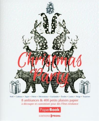 Christmas Party - Mon livre de Noël par Collectif