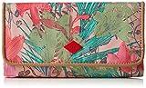 Oilily FF L Wallet OCB6132-107 Damen Geldbörsen 19x10x3 cm (B x H x T), Pink (Melon 107)
