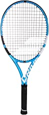 Babolat Pure Drive Team Unstrung 2018 Graphite Tennis Racquet (Blue)