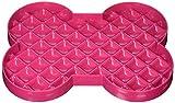 SloDog Slow Feeder Plate, Pink