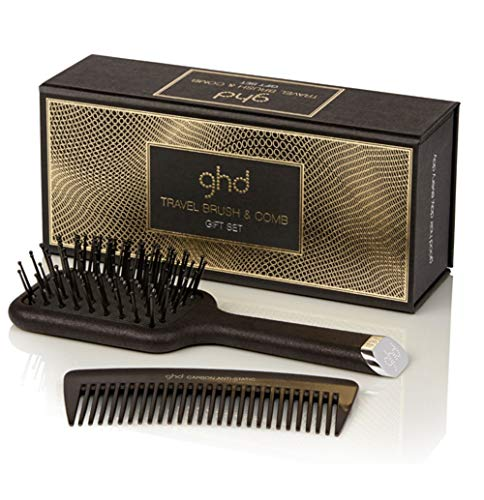 Ghd travel brush & comb - set regalo