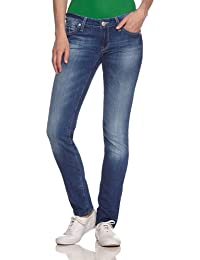 Mavi Damen Slim Jeans LINDY; mid str