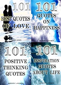 Best Quotes of the Year (4 Books): 101 Best Quotes of Love ...