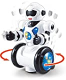 Webby Dancing Robot with Lights and Music