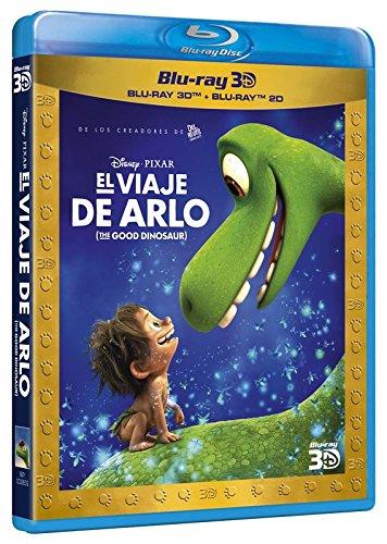 El Viaje De Arlo (The Good Dinosaur) (Blu-ray + Blu-ray 3D) [Blu-ray] 51ctpC6CMFL