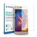 smartect Motorola Moto G5s Panzerglas Folie [2 Stück] - Displayschutz mit 9H Härte - Blasenfreie Schutzfolie - Anti Fingerprint Panzerglasfolie