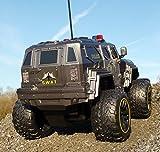 RC Jeep SWAT POLICE mit LICHT & AKKU 1:12 Län...Vergleich