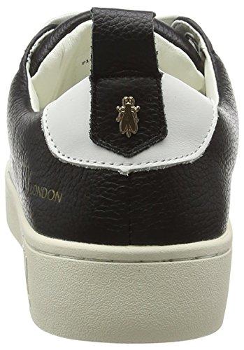 FLY London Maco833fly, Baskets Basses Femme Noir (Black 002)
