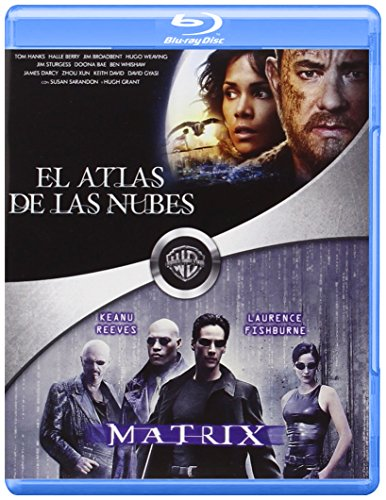Pack: Cloud Atlas + Matrix (Blu-Ray) (Import) (2013) Tom Hanks; Keanu Reeves