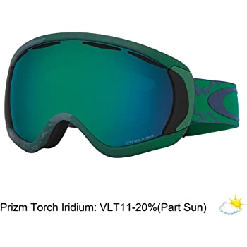 88a0a926363a Oakley Canopy Snow Goggles One Size Chemist Jade Green ~ Prizm Jade ...