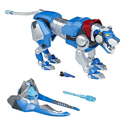 Voltron: Legendary Defender Legendary Blue Lion Action Figura