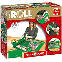 Jumbo Puzzle Mates Puzzle & Roll Jigroll for Puzzles up to 1500 Pieces, Multi