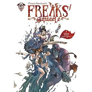 Freaks Squeele, Tome 5 : Nanorigines ?
