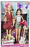 Barbie and Skipper Dolls, Multi Color