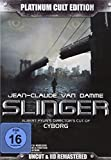 Slinger - Albert Pyun's Director's cut of Cyborg ( plus Bonus-DVD )