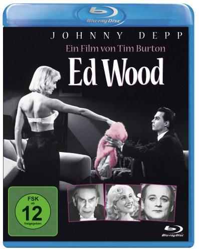 Ed Wood [Blu-ray] -