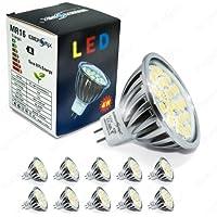 Energmix®–10x luce bianca fredda Mitel con lampadina