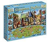 Unbekannt Carcassonne - Big Box 2017 - Brettspiel-Set | DEUTSCH | enthält 11 Erweiterungen | Spiel des Jahres 2001