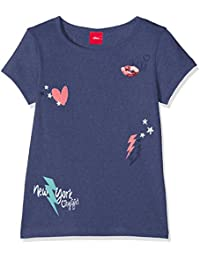 s.Oliver Mädchen T-Shirt Kurzarm