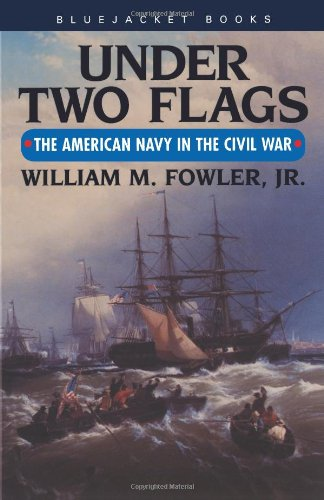 1st Confederate Flag (Under Two Flags (Bluejacket Books))