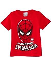 Logoshirt Jungen T-Shirt Kids Shirt Marvel-The Amazing Spider-Man Mask