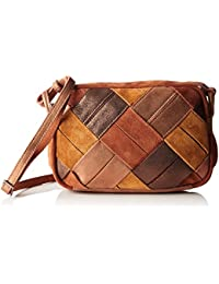VIDA Leather Statement Clutch - THRIVING & STRIVING RUTH by VIDA