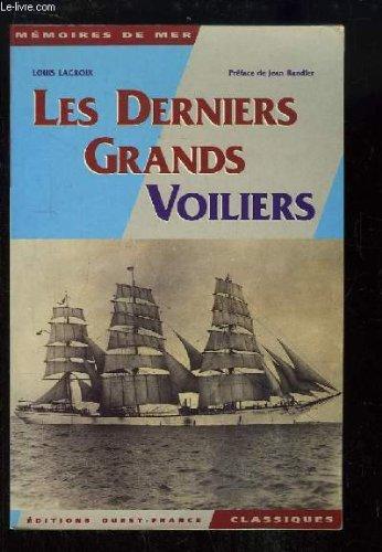 Derniers Grands Voiliers