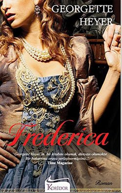 Book cover for Frederica