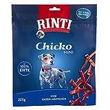 Rinti Extra Chicko Mini Ente | 9x225g Hundesnack