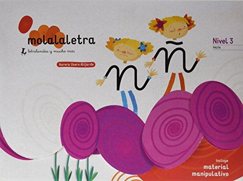 Molalaletra - nivel 3 - 5 años (pauta)