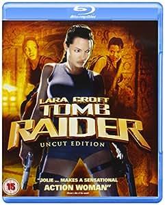 Lara Croft - Tomb Raider: Uncut Edition [Blu-ray] [2001] [Region Free]