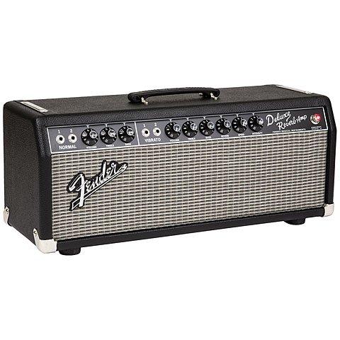 Fender 65 Deluxe Reverb Head - Black