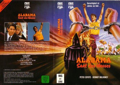 Alabama - Saat des Hasses (Alternativtitel: Alabama Burning / Originaltitel: Unconquered)