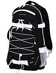 Ice Louis Backpack 25 L black