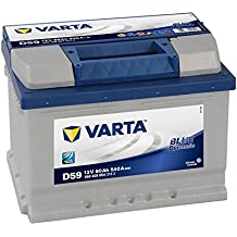 Varta D59 - Batería para coche (60 Ah)