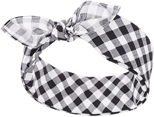 Küstenluder MONE Scot VICHY Gingham Retro Pin Up Nickituch BANDANA Rockabilly -