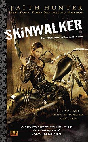 Skinwalker (Jane Yellowrock Novels)