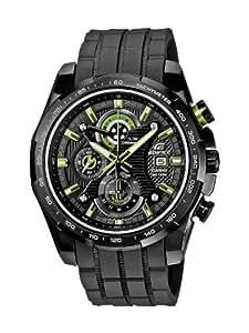 Casio Herren-Armbanduhr XL Edifice Analog Quarz Resin EFR-523PB-1AVEF