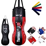TurnerMAX Heavy Duty Body Punch Bag Angled...