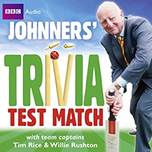 Brian Johnston: Johnners' Trivia Test Match (Audio Download