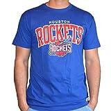 Mitchell & Ness Shirt Houston Rockets Team Arch Royal