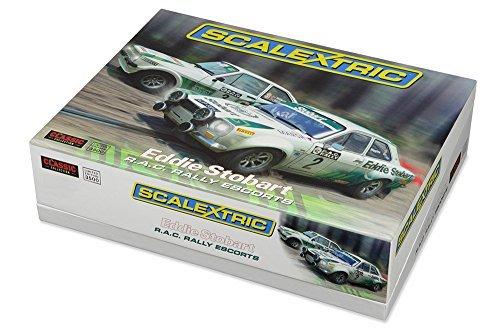 Eddie Stobart - R.A.C. Rally Escorts by Scalextric