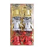 DYMAS Weihnachten Christmas Tree Glocken Anhänger Weihnachtsdekoration Geschenk